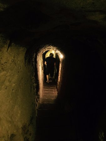 Turkish Heritage Tours -  Day Tours: Underground city