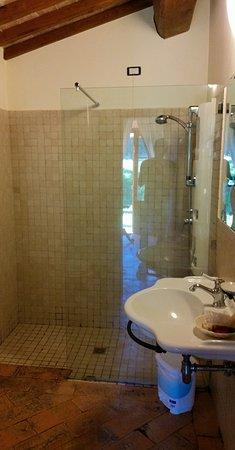 Agriturismo Il Serraglio: Bathroom