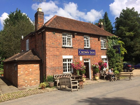 The Crown Inn - Little Missenden