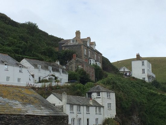 Pendoggett, UK: Port Isaac