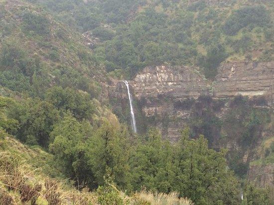 Cascada de las Animas: Cascada Colibrí