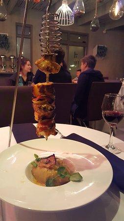 ذا هايد أول سويت هوتل: Special way of serving and delicious!!
