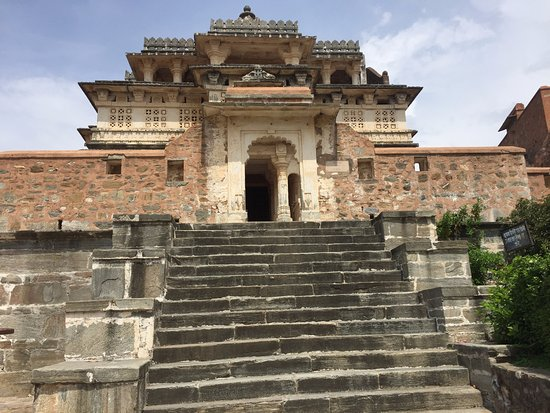 Kumbhalgarh Wildlife Sanctuary: Shiv Temple