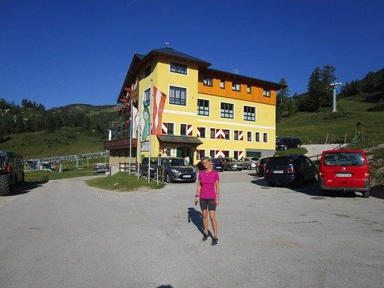 Tauplitz, Austria: Urlaub bei Freunden