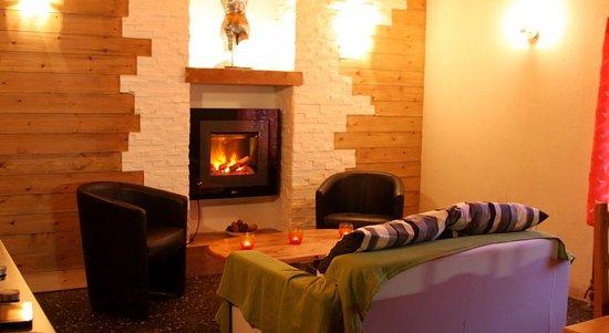 La Salle les Alpes, France: Cosy Living Room