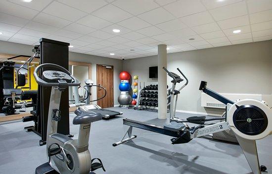 Saint-Gilles, België: Fitness Centre