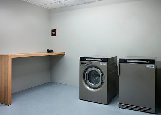 Saint-Gilles, België: Laundry Room