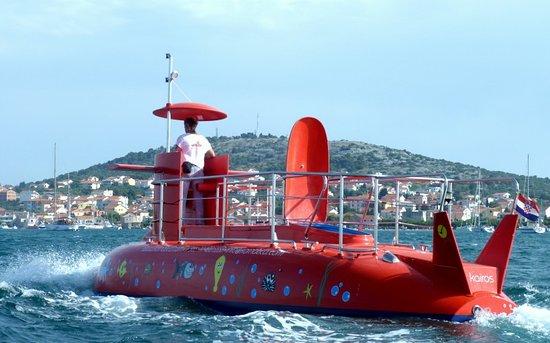 Murter, Croacia: Join us for an underwater adventure!
