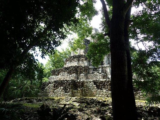 Quintana Roo, Mexico: Castillo of Muyil
