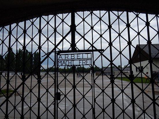 Dachau, Allemagne : Entrance