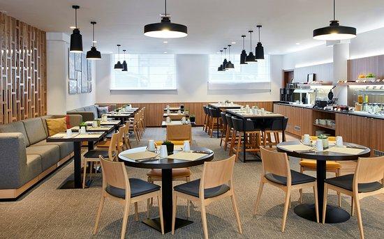 Saint-Gilles, België: Breakfast area