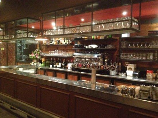Restaurant Place De L Europe Courbevoie