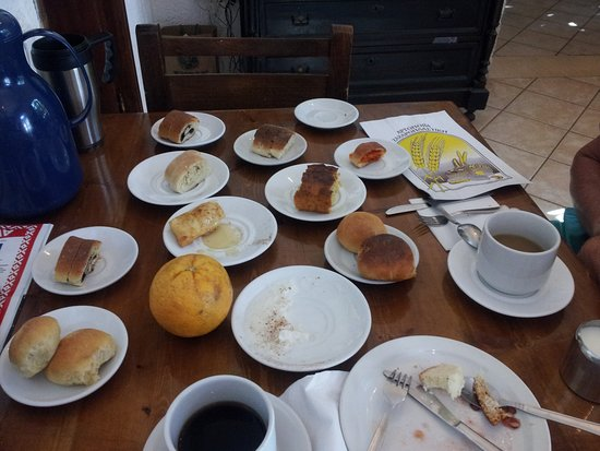 Hotel Keramos : petit dejeuner