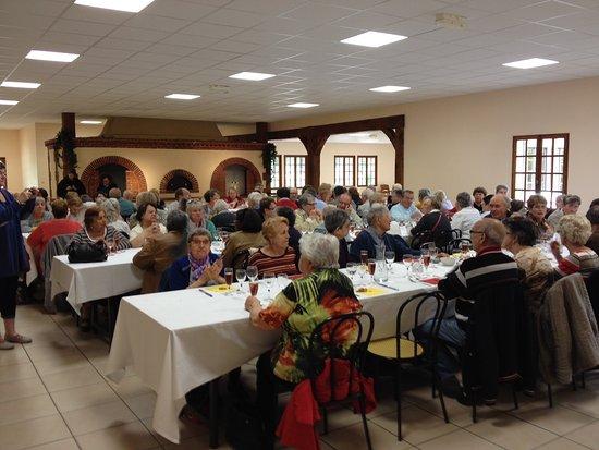 Grainville, Γαλλία: Banquet jusqu'à 200 personnes