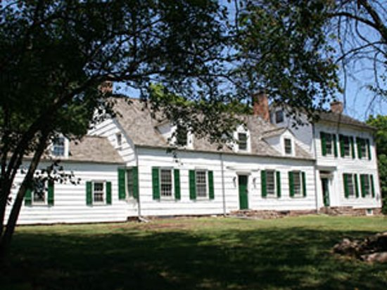 South Bound Brook, NJ: Abraham Staats House