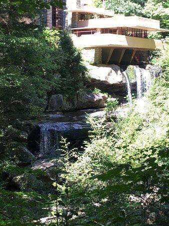 Mill Run, PA: View of Fallingwater