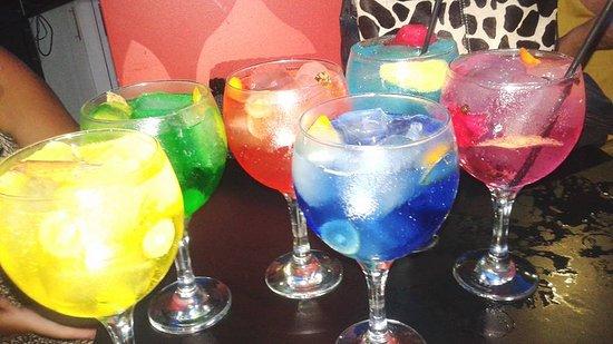 Province of Malaga, Ισπανία: Baraboo Gin & Copas