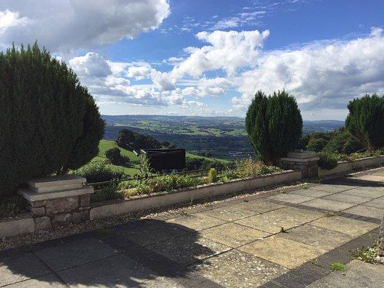 Clwyd Gate: Fantastic views