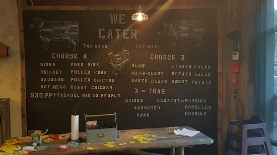 Hawthorne, estado de Nueva York: Three Little Pigs BBQ