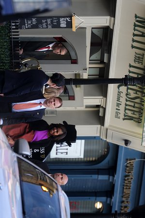 County Tipperary, Ireland: The Obamas at Matts Dublin