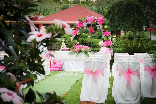 Hotel Delle Canne: cerimonia