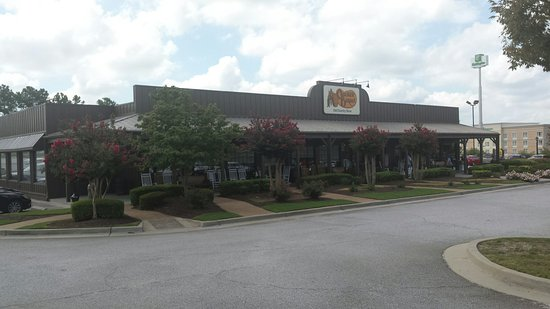 Grovetown, Geórgia: Cracker Barrel
