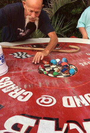hermits gambling games