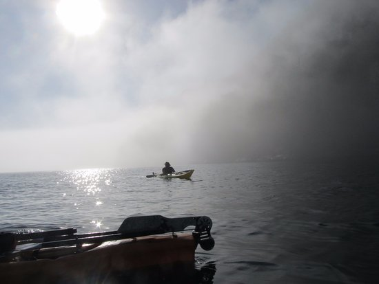 Quadra Island, Canada: Kayaking