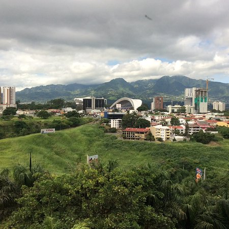 Barcelo San Jose Palacio: View from the elevator sight