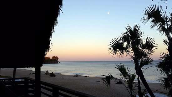 Anjajavy L'Hotel: View from room 24....all are amazing.