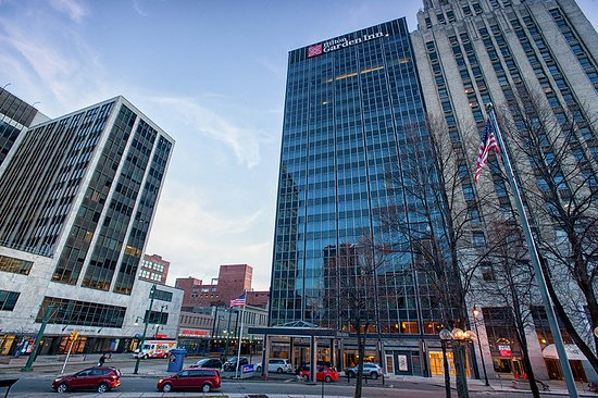 Hilton Hotels Buffalo Ny Area