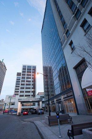 hilton garden inn buffalo downtown updated 2018 prices hotel reviews ny tripadvisor - Hilton Garden Inn Buffalo Downtown