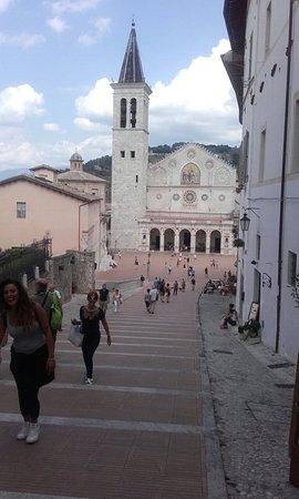 Сполето, Италия: 20160819_144704_large.jpg