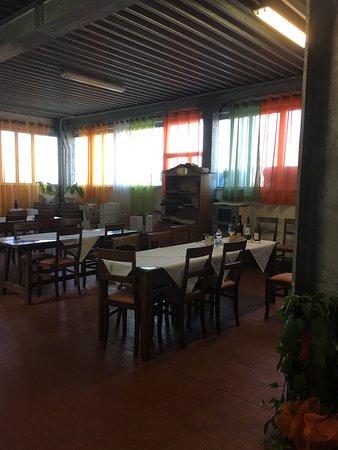 Cupramontana, Włochy: Interno degustazione