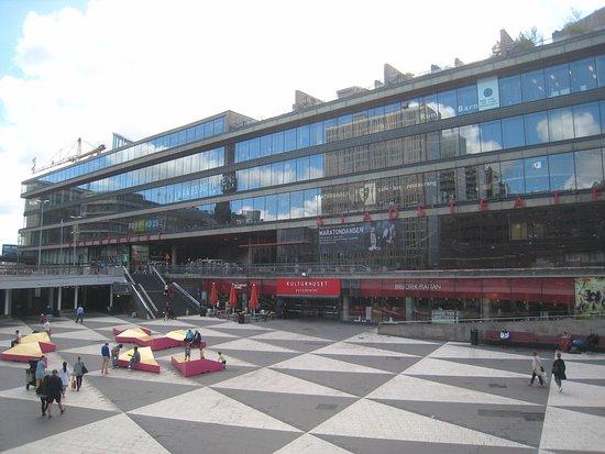 d411db4cd9e Kulturhuset - Picture of Sergels Torg, Stockholm - TripAdvisor