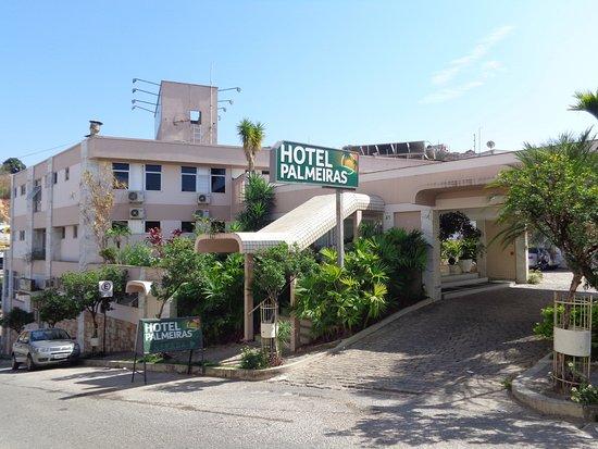 Hotel Das Palmeiras