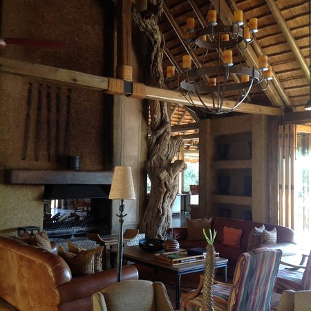 Kapama River Lodge: Well appointed and very comfortable.
