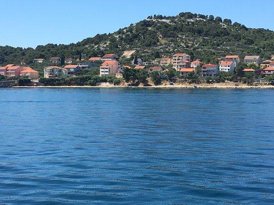 Tkon, Croatia: Apartments Villa Fantazija