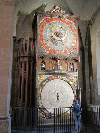 Måne og kalenderuret Lund Domkirke