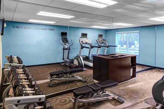 Alpharetta, GA: Fitness Center