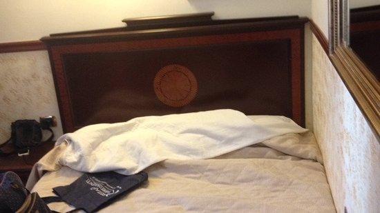Repubblica Hotel: Apri la porta e trovi il letto