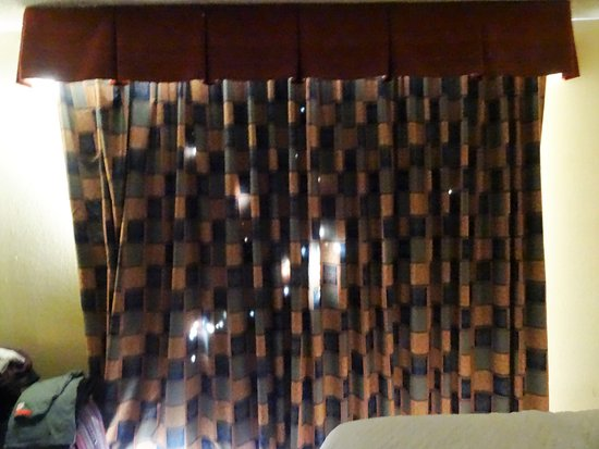 The Blackout Curtains Picture Of Embassy Suites By Hilton Hotel