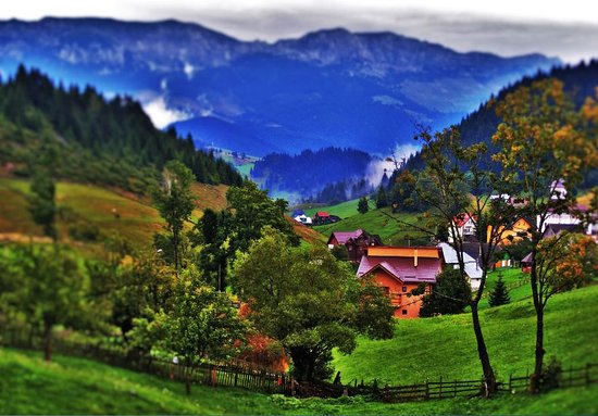 I Travel in Romania