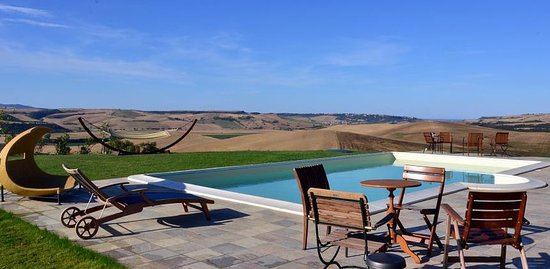 Tuscania, Italië: piscina