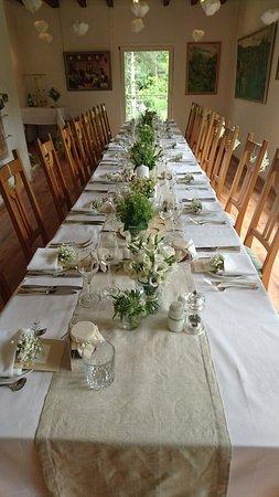 Kandern, Germany: Hochzeitsfeier im Jägerhaus in Egerten