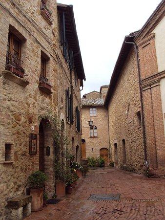 Views of Pienza