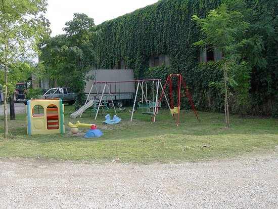 Budoia, Италия: Area giochi