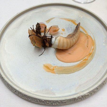 Τσβόλε, Ολλανδία: Zeeduivel, verzuurde paprika's en aubergine
