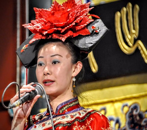 """the experience of peking opera Peking opera at liyuan theatre it is estimated that one in ten foreign tourists will have the experience of watching beijing opera in """"qianmen."""