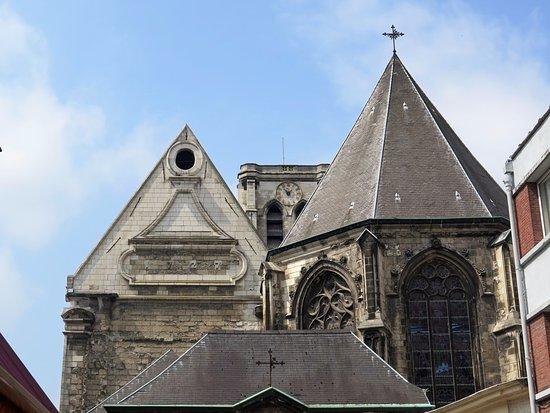 Église Sainte-Catherine de Lille